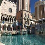 Photo de Gondola Rides at the Venetian