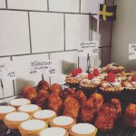 Bageriet Swedish Bakery Foto