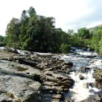 Drochart falls