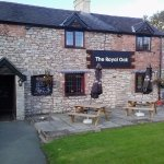 New look and signage The Royal Oak Treflach