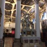 Oratorio con soffitto dipinto