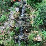 It's a waterfall