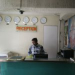"""The so called """"Reception"""" area"""