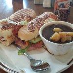 Lumberjack Sandwich