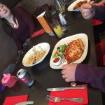 Examples are excellent food. Calandra to calzone