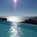...and, of course, an infinity pool