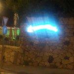 עוד תמונה מהמסעדה בסטילה מריס ליד המנזר