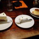 3 cakes...