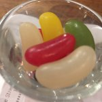 Jelly beans and the bill!