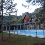 Mystic Springs Chalets & Hot Pools Foto