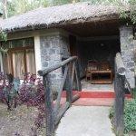 Le Bambou Gorilla Lodge Foto