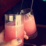 Drink Lemonade with Granadina