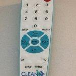 """""""Clean"""" remote - NICE!"""