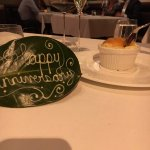 Souffle and Anniversary Leaf