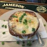 Mulconry's Irish Pub - French Onion Soup