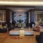 beautiful lobby