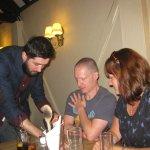 Sylar's amazing magic at the Chandos Weston Turville!