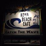 Kona Beach Cafe Foto