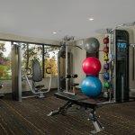 Fitness Center & Exercise room