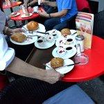 Café Münchner Freiheit Foto