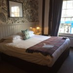 How we found the room-beautifully presented and spotlessly clean