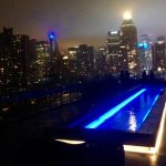 Rooftop bar at Ink48
