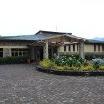 Mountain Gorilla View Lodge Foto