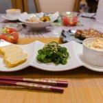 Cooking with Yoshiko