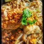 Chicken Pad Thai - so flavorful each bite!
