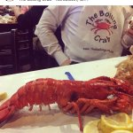 The lobster!