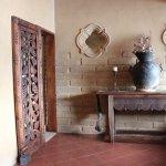 Mayan Culture Filled Lounge Area