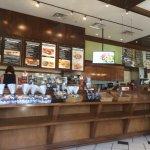 Menu & order counter