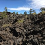 Surprising lava formation to walk beside