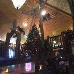 Swinging Bridge Restaurant.
