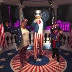 Photo de Madame Tussauds DC