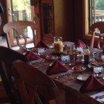 Breakfast at Spirit Cove Lodge