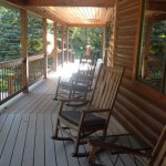 Spirit Cove Front Porch