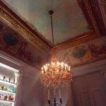 The beautiful bar at Apicius