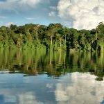 Lago Sandoval, es hermoso