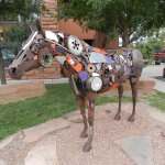 """Though not an """"official"""" Painted Pony this points the way to a great culinary experience!"""
