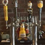 Love the Pacifico on Tap!