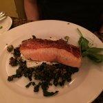 4. Pan Roasted Salmon $21