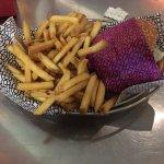 Big fries portions