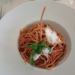 spaghetti al sugo
