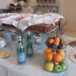 tavolo prima colazione
