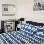 Serviced flat  Bedroom