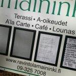 Ravintola Maininki照片