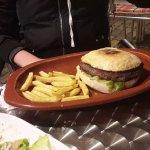 Hamburguesa de Black Angus