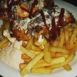 Comida típica panameña, menú del día