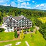 Luftaufnahme HK-Hotel Der Jägerhof
